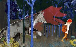 Dark Wolf 8